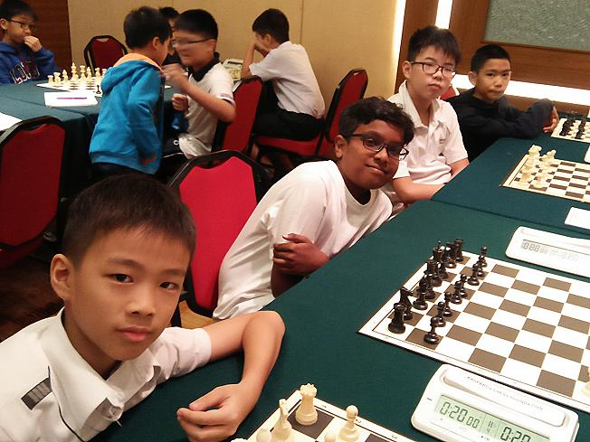 Kids for Chess